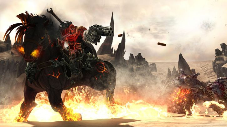 Awesome Darksiders Screenshots.