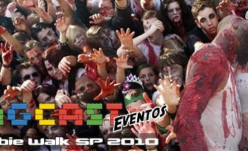 Lagcast Eventos 02 - Zombie Walk SP 2010
