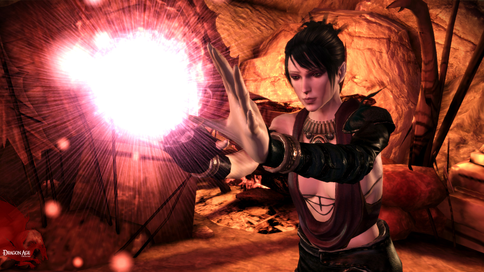 Dragon Age Начало - Персонажи - Морриган.