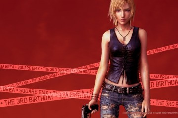 Parasite Eve The 3rd Bithday Banner